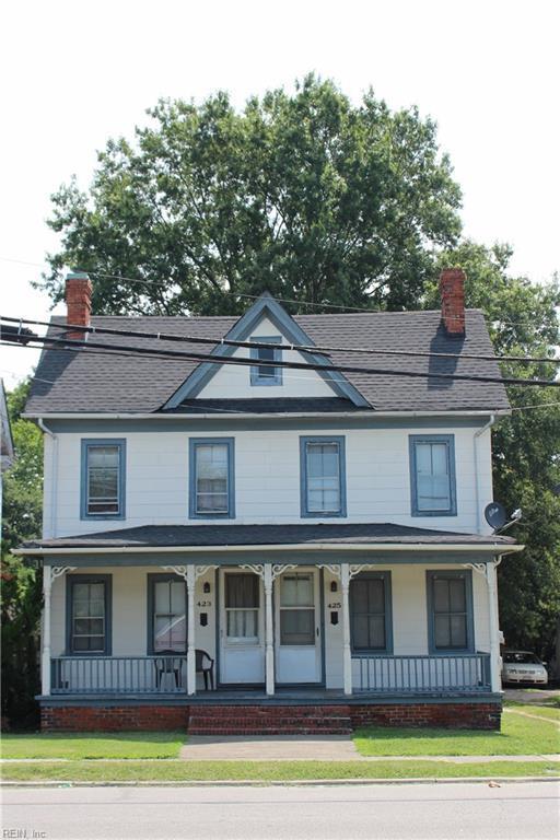 425 Constitution Ave, Portsmouth, VA 23704 (#10232465) :: RE/MAX Alliance