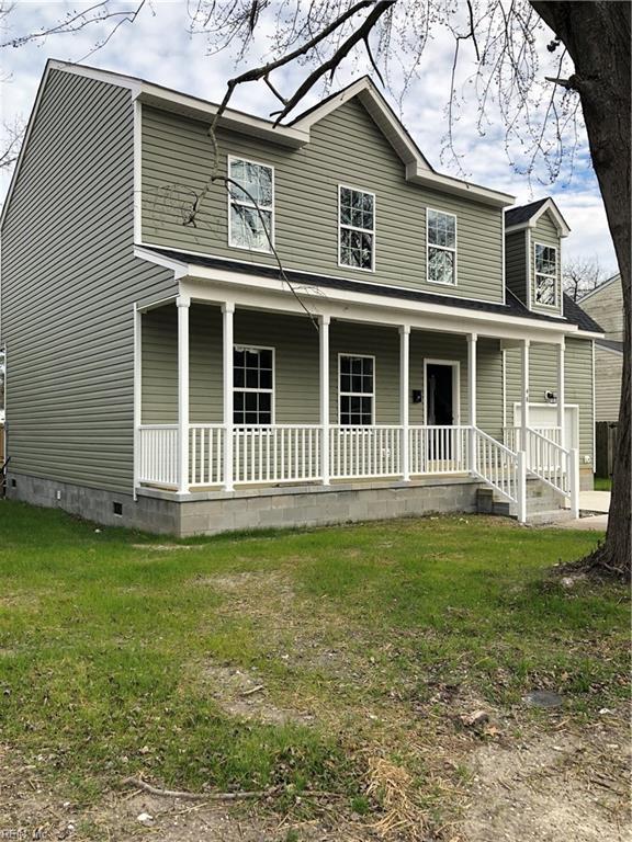 48 Calhoun St, Hampton, VA 23669 (MLS #10238812) :: AtCoastal Realty