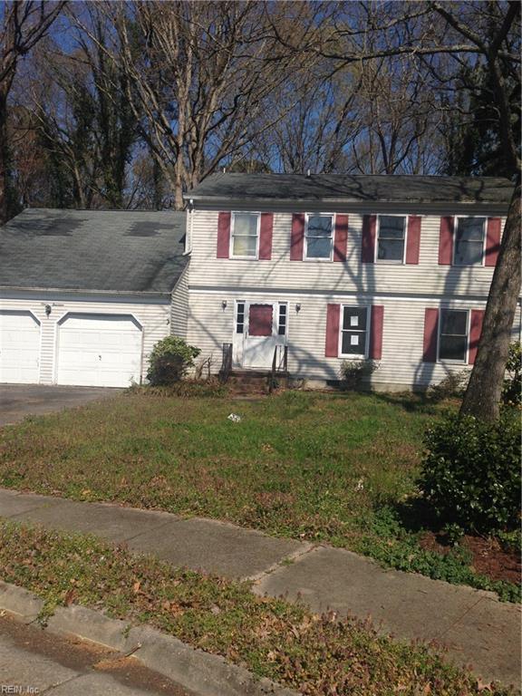 114 Quaker Rd, Hampton, VA 23669 (#10240282) :: Abbitt Realty Co.