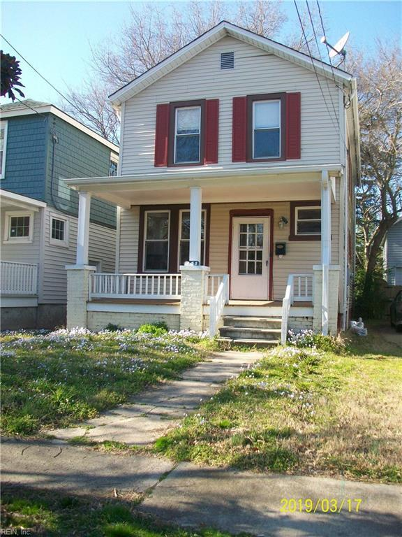 341 56th St St, Newport News, VA 23607 (#10242596) :: Berkshire Hathaway HomeServices Towne Realty