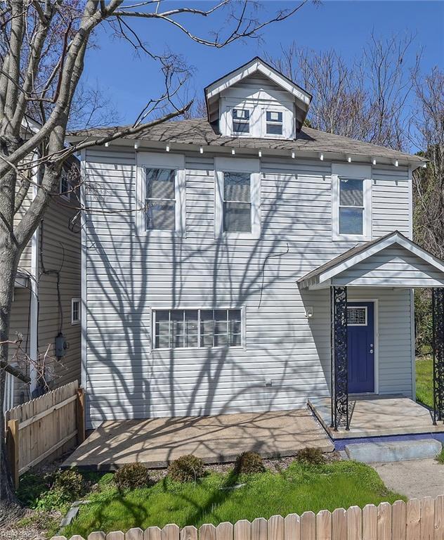1233 27th St, Newport News, VA 23607 (#10245779) :: 757 Realty & 804 Homes