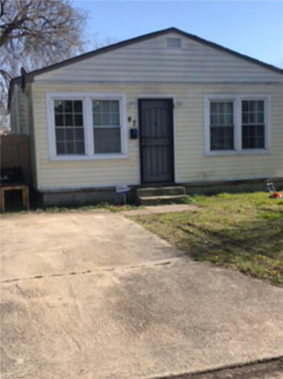 47 Gilmerton Ave, Portsmouth, VA 23704 (#10249160) :: Abbitt Realty Co.