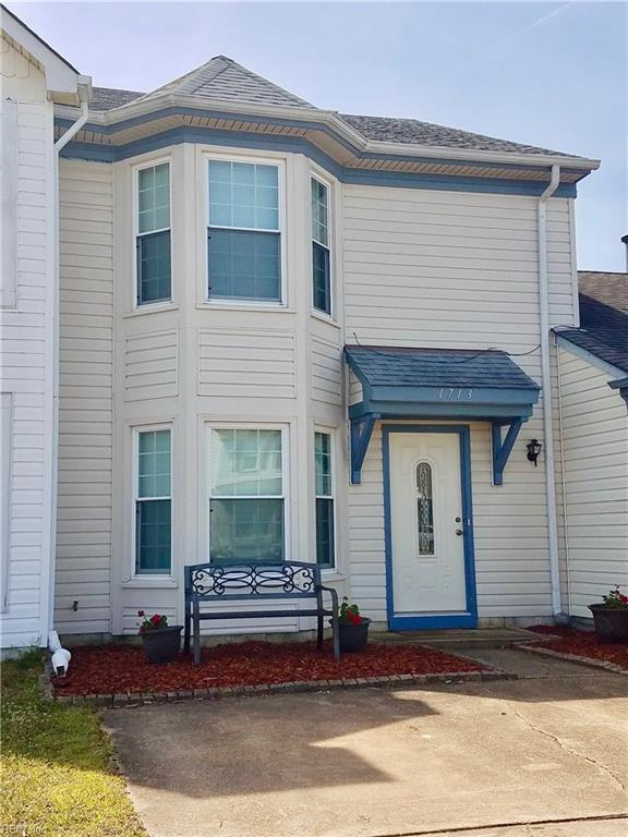1713 Purchase Arch, Virginia Beach, VA 23454 (#10249939) :: Upscale Avenues Realty Group