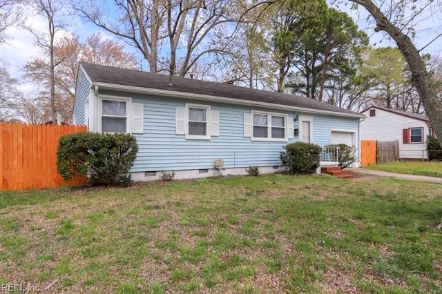 1415 Antoinette Cir, Hampton, VA 23663 (#10250839) :: Upscale Avenues Realty Group
