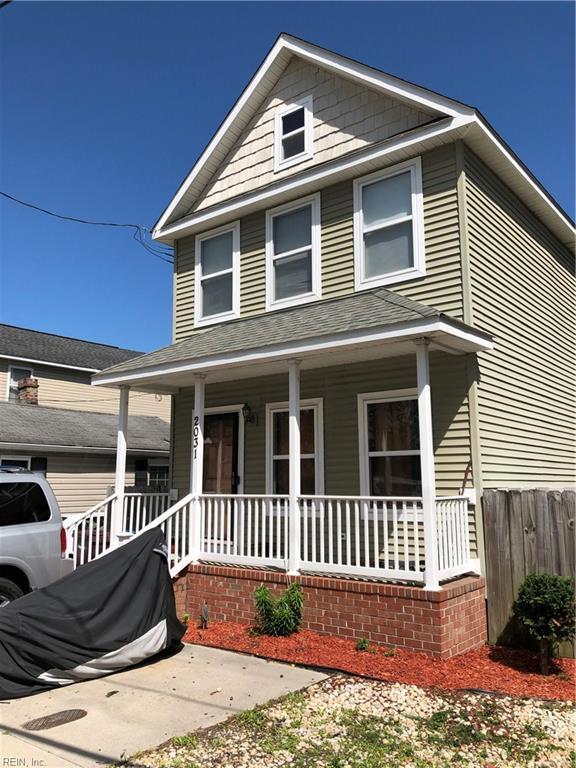 2031 Portlock Rd, Chesapeake, VA 23320 (#10252786) :: Abbitt Realty Co.