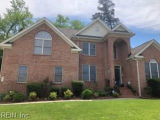 905 Churchill Dr, Chesapeake, VA 23322 (MLS #10253019) :: Chantel Ray Real Estate