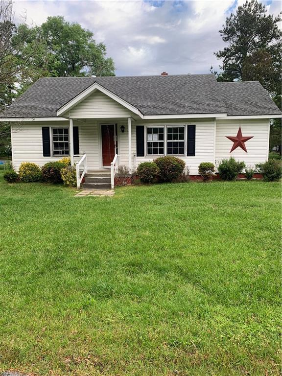 18113 Truman St, Southampton County, VA 23827 (#10256440) :: Austin James Realty LLC