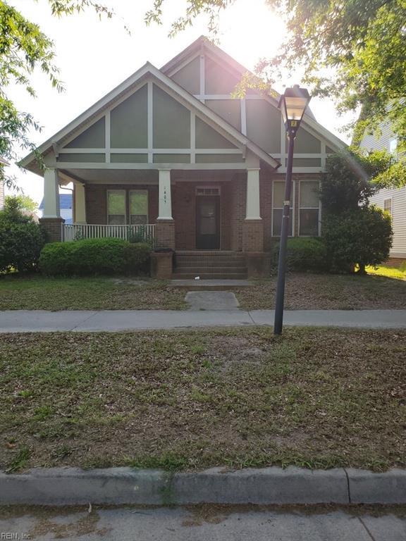 1405 Church St, Norfolk, VA 23504 (#10257378) :: Abbitt Realty Co.