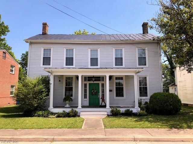 316 Clay St, Franklin, VA 23851 (#10258903) :: Abbitt Realty Co.