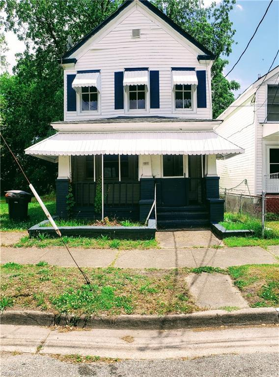 1134 32nd St A, Newport News, VA 23607 (#10259877) :: The Kris Weaver Real Estate Team