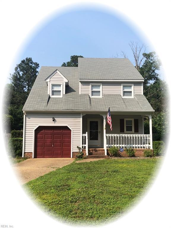 1217 Colony Pines Dr, Newport News, VA 23608 (#10262092) :: Abbitt Realty Co.