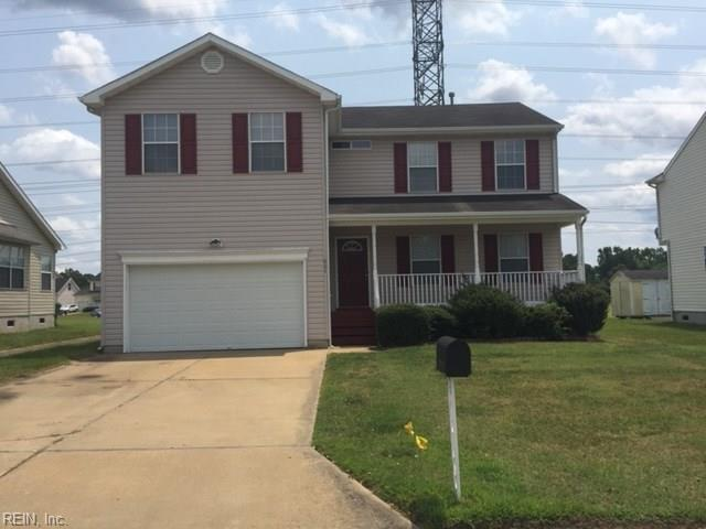 821 Cripple Creek Ln, Suffolk, VA 23434 (MLS #10262146) :: Chantel Ray Real Estate