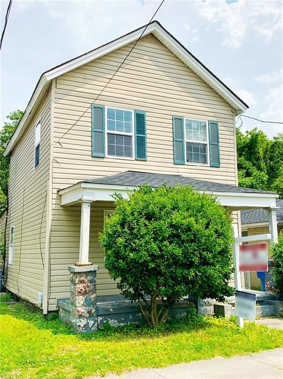 1161 Commerce Ave, Chesapeake, VA 23324 (#10262905) :: Kristie Weaver, REALTOR