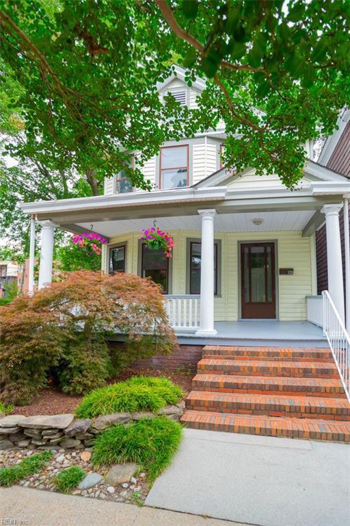 1126 Redgate Ave, Norfolk, VA 23507 (#10265960) :: AMW Real Estate