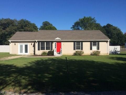 3177 Harwood Ln, Gloucester County, VA 23072 (MLS #10266104) :: AtCoastal Realty