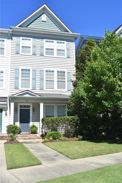 215 Tigerlilly Dr, Portsmouth, VA 23701 (#10266280) :: Atlantic Sotheby's International Realty