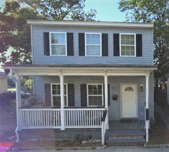 1930 Holladay St, Portsmouth, VA 23704 (#10266530) :: Verian Realty