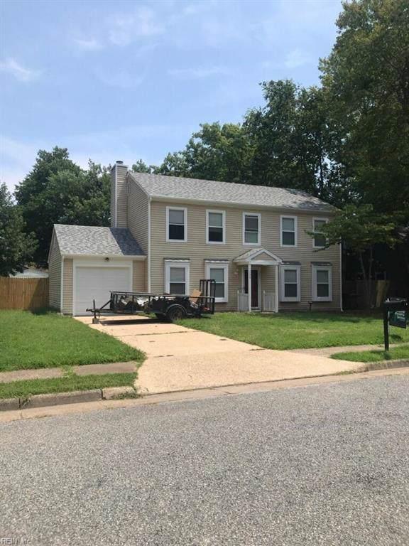 134 Springdale Way, Hampton, VA 23666 (#10268227) :: Abbitt Realty Co.