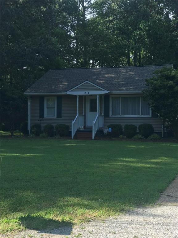 211 Hodges Cove Rd, York County, VA 23692 (#10269551) :: Abbitt Realty Co.