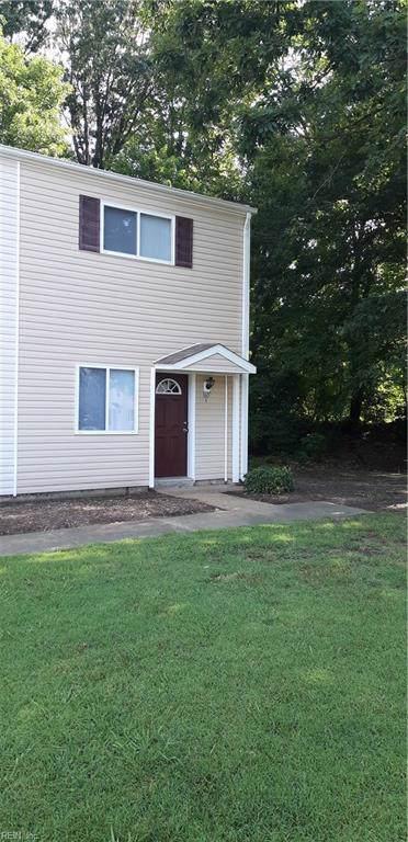 165 Delmar Ln I, Newport News, VA 23602 (#10272177) :: Abbitt Realty Co.