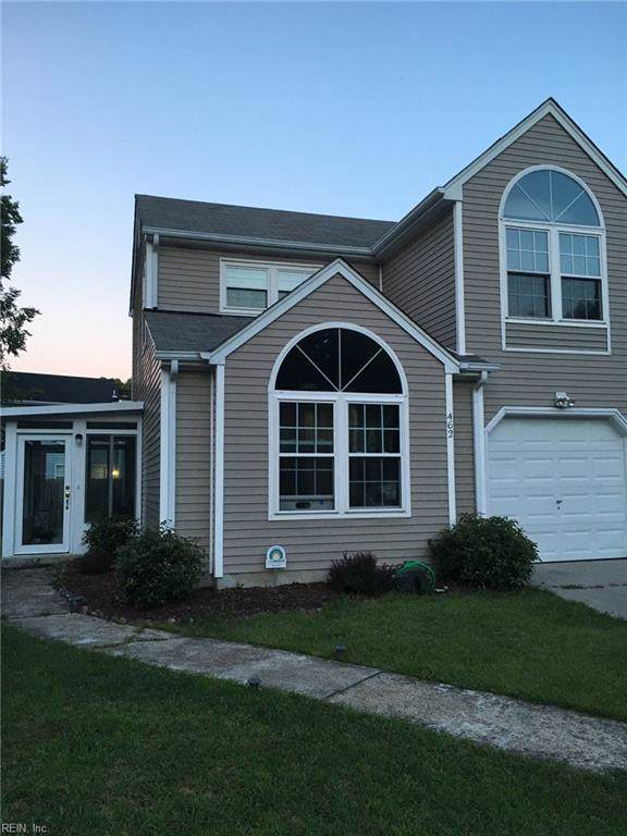 462 Wrenn Cir, Newport News, VA 23608 (#10273069) :: The Kris Weaver Real Estate Team