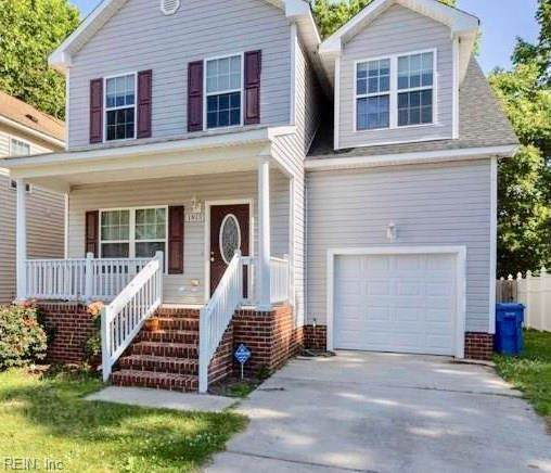 1813 Warfield St, Chesapeake, VA 23324 (#10273253) :: RE/MAX Central Realty
