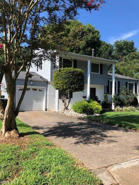 208 Deerfield Blvd, Hampton, VA 23666 (#10278202) :: Berkshire Hathaway HomeServices Towne Realty