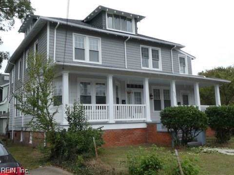 6300 Hampton Blvd, Norfolk, VA 23508 (#10279005) :: RE/MAX Central Realty