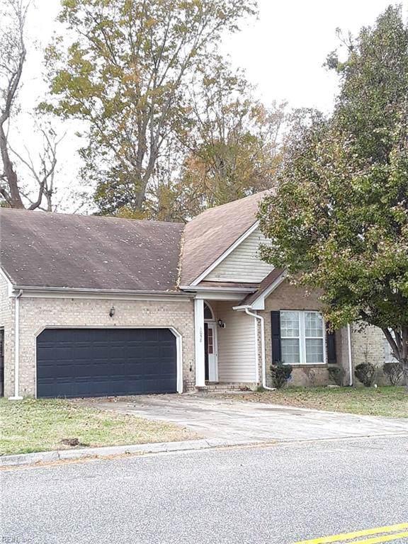 1058 Hillpoint Rd, Suffolk, VA 23434 (MLS #10280236) :: Chantel Ray Real Estate