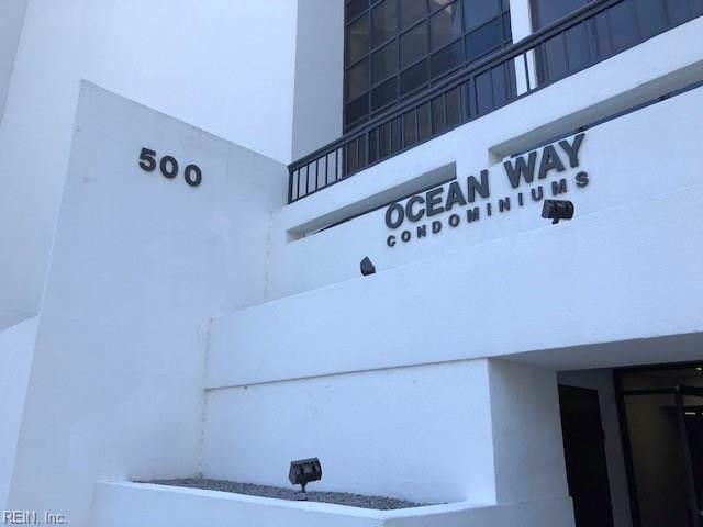 500 Winston Salem Ave #302, Virginia Beach, VA 23451 (#10284201) :: The Kris Weaver Real Estate Team