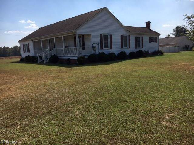 27484 Dardens Mill Rd, Isle of Wight County, VA 23315 (#10284409) :: Rocket Real Estate