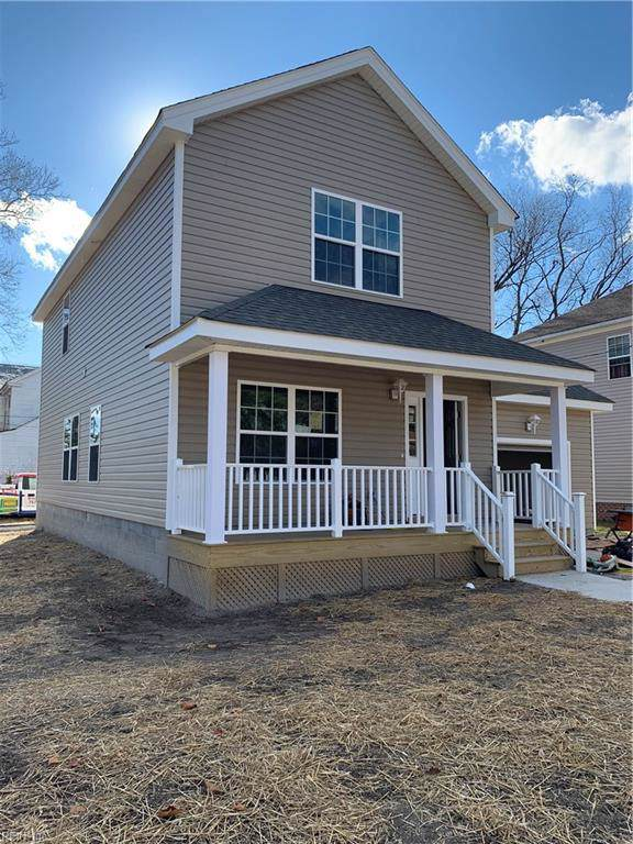 1903 Holladay St, Portsmouth, VA 23704 (#10285772) :: RE/MAX Central Realty