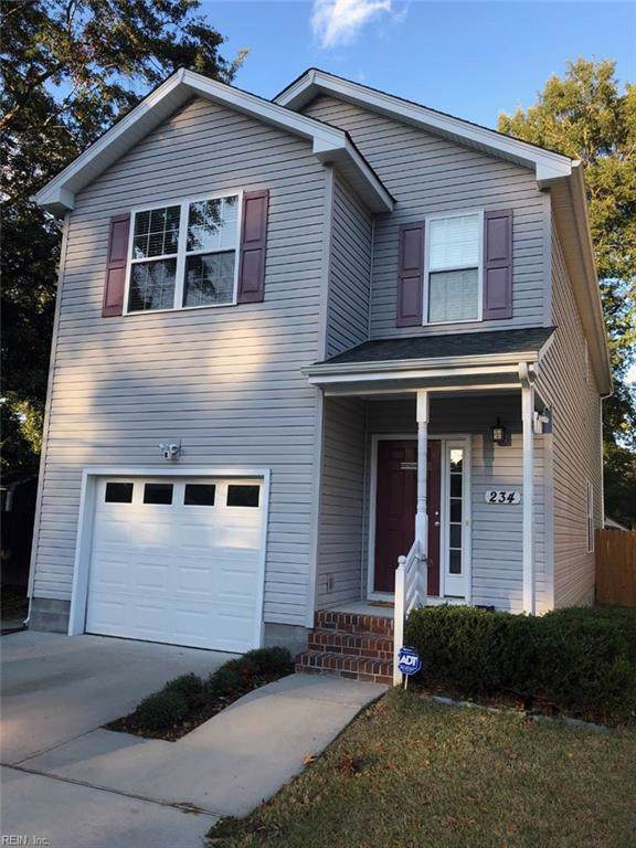 234 Doyle Way, Virginia Beach, VA 23452 (#10287025) :: The Kris Weaver Real Estate Team