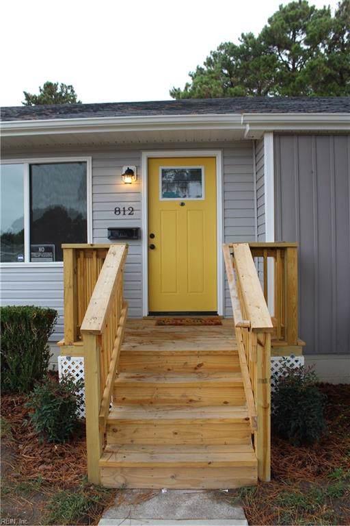 812 Dorset Ave, Portsmouth, VA 23701 (#10287111) :: Gold Team VA