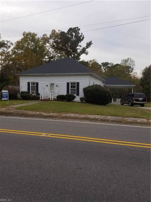 27904 Walters Hwy, Isle of Wight County, VA 23315 (MLS #10288509) :: Chantel Ray Real Estate