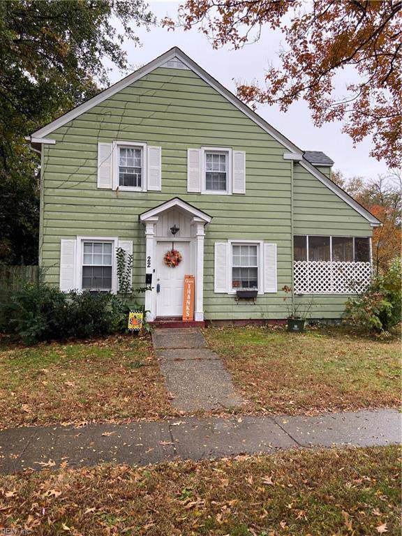 22 Afton Pw, Portsmouth, VA 23702 (#10288947) :: Berkshire Hathaway HomeServices Towne Realty