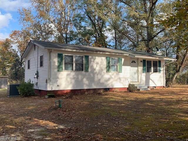 33083 General Mahone Blvd, Southampton County, VA 23866 (#10290988) :: Kristie Weaver, REALTOR