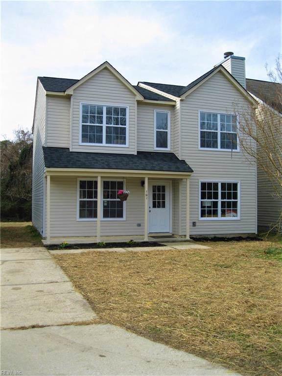101 Richneck Rd, Newport News, VA 23608 (#10296384) :: Kristie Weaver, REALTOR
