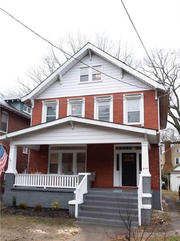 519 Pennsylvania Ave, Norfolk, VA 23508 (#10296528) :: Upscale Avenues Realty Group