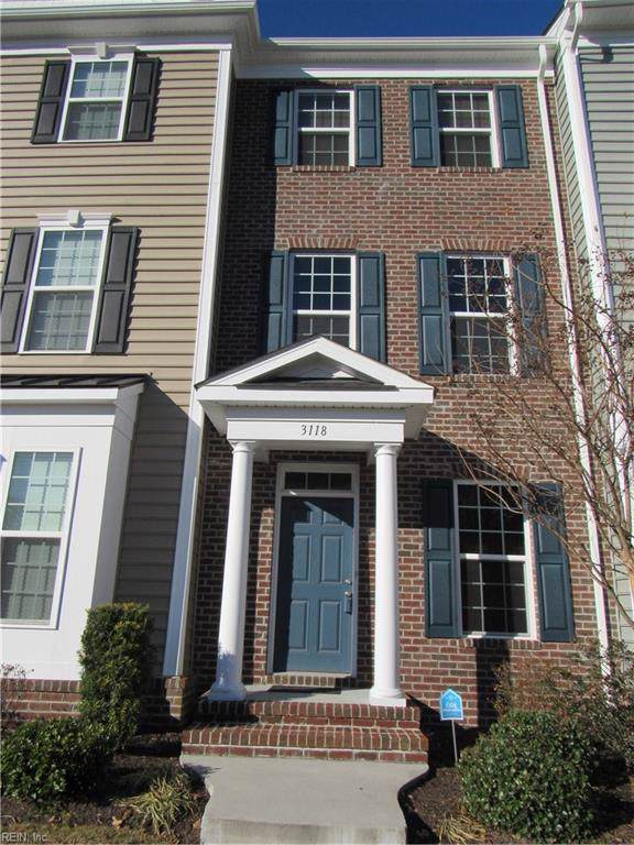 3118 Greenwood Dr, Portsmouth, VA 23701 (MLS #10296718) :: Chantel Ray Real Estate