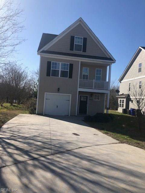 1763 Jason Ave, Norfolk, VA 23509 (MLS #10297752) :: Chantel Ray Real Estate