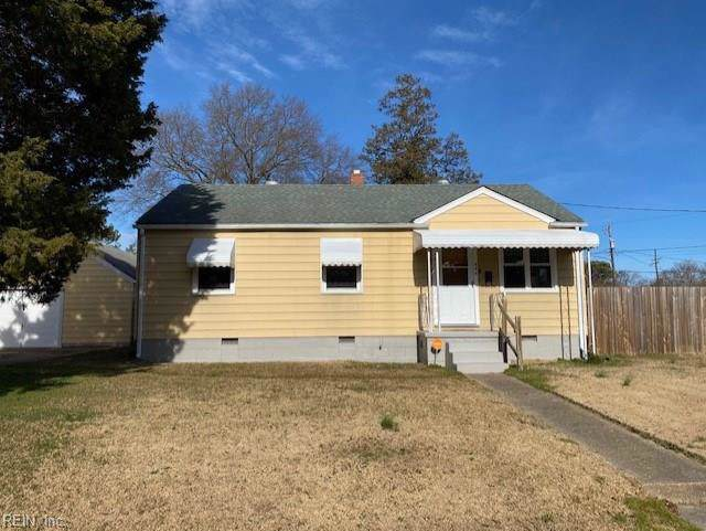 646 Kenosha Ave, Norfolk, VA 23509 (MLS #10298040) :: Chantel Ray Real Estate