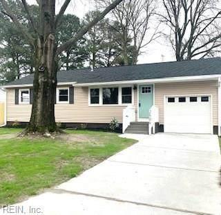 2809 Pinewood Dr, Virginia Beach, VA 23452 (MLS #10298294) :: Chantel Ray Real Estate