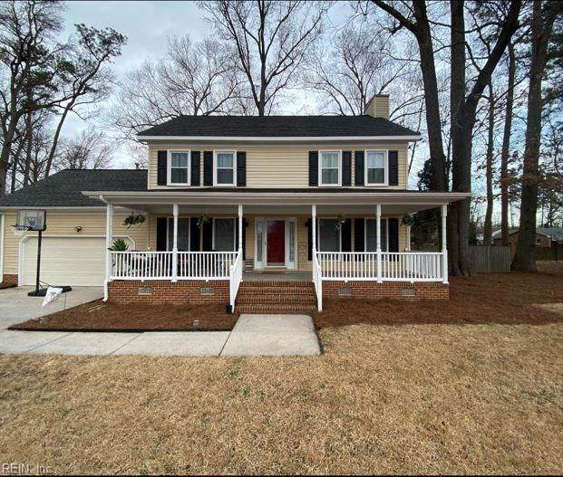 942 Moyer Rd, Newport News, VA 23608 (#10298375) :: Rocket Real Estate