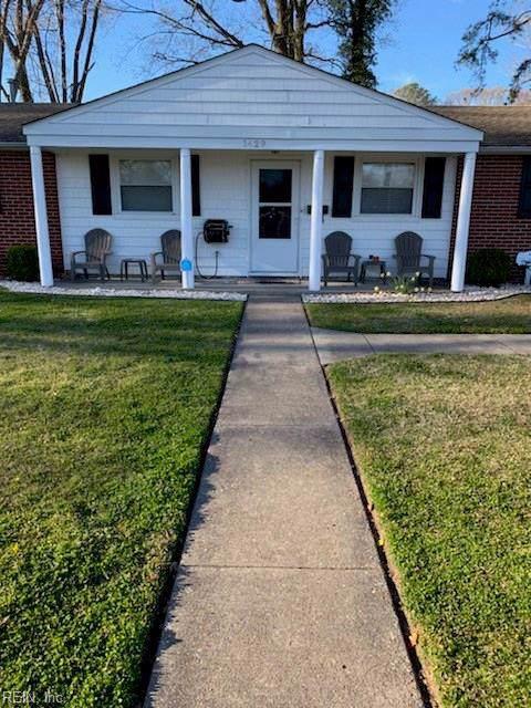 1429 Seward Dr, Hampton, VA 23663 (#10298729) :: Abbitt Realty Co.