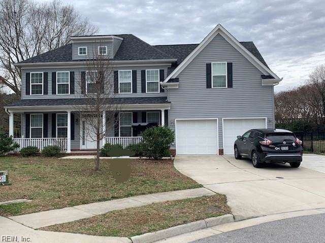 904 Hugh Ln, Chesapeake, VA 23322 (#10299293) :: Rocket Real Estate