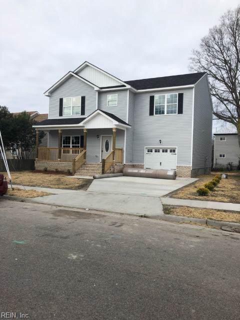 1405 Conoga St, Norfolk, VA 23523 (MLS #10299463) :: Chantel Ray Real Estate