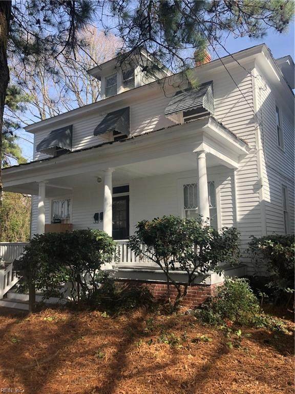 321 Douglas Ave, Portsmouth, VA 23707 (#10301170) :: Berkshire Hathaway HomeServices Towne Realty