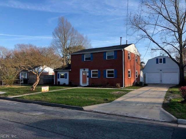1906 Tyndall Cir, Hampton, VA 23663 (MLS #10302048) :: Chantel Ray Real Estate