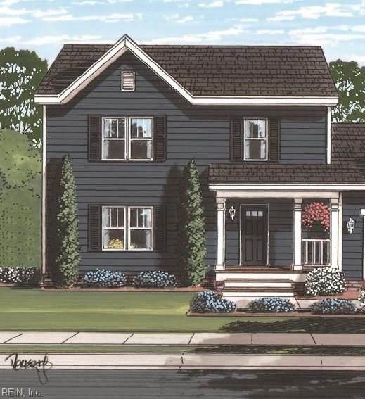 322 Edgewood Dr, Isle of Wight County, VA 23430 (MLS #10302150) :: Chantel Ray Real Estate